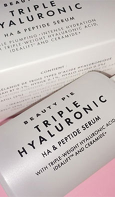 TRIPLE HYALURONIC ACID SERUM