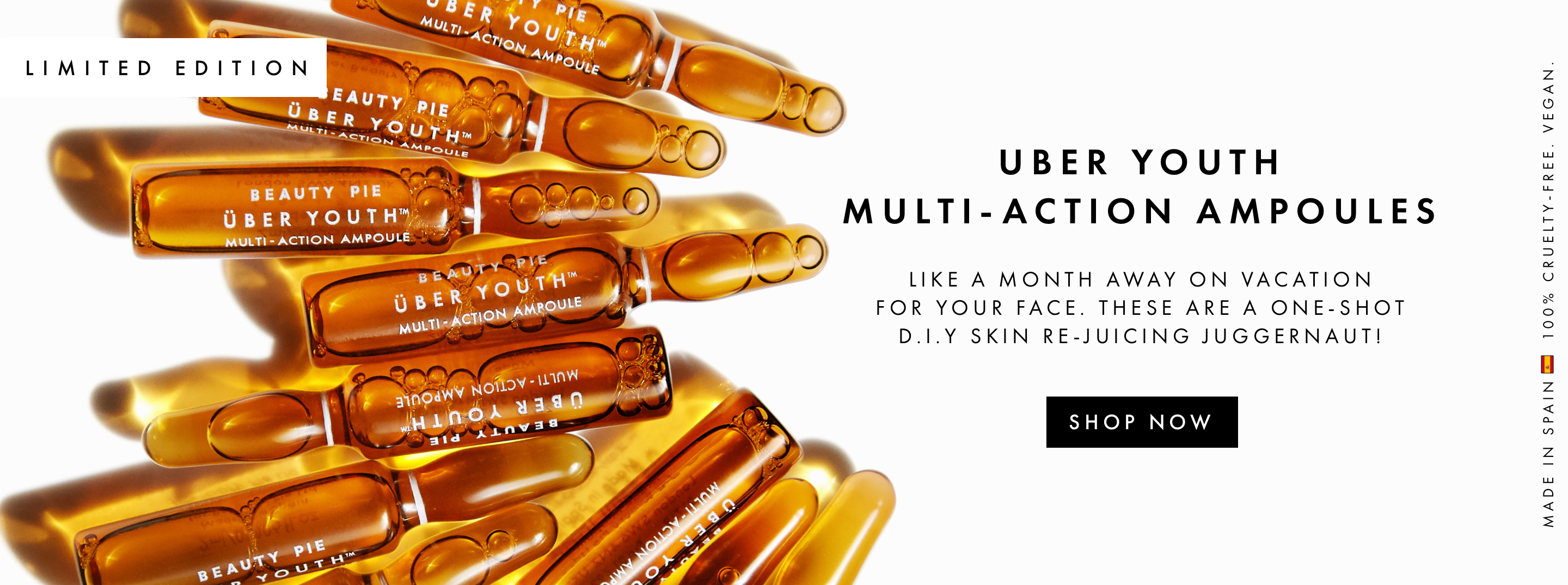 Uber Youth Multi-Action Ampoules