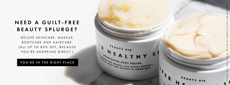 Need a guilt-free beauty splurge?