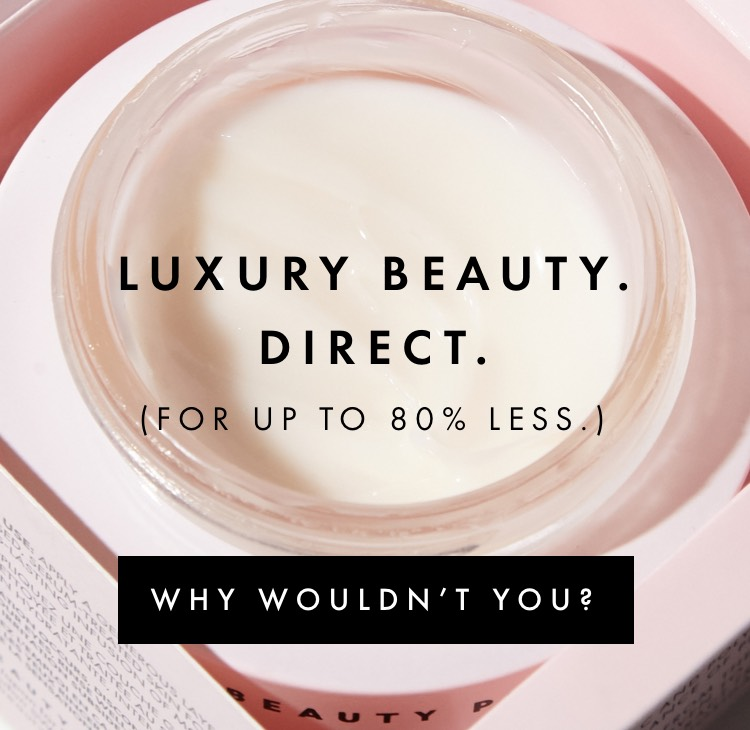 Luxury Beauty. Direct.