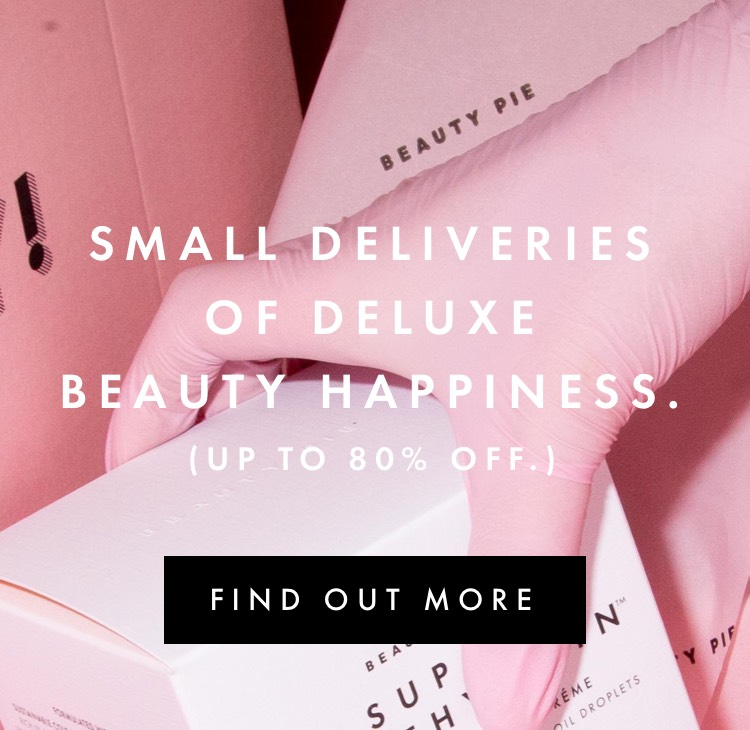 Small Deliveries Of Deluxe Beauty Happiness