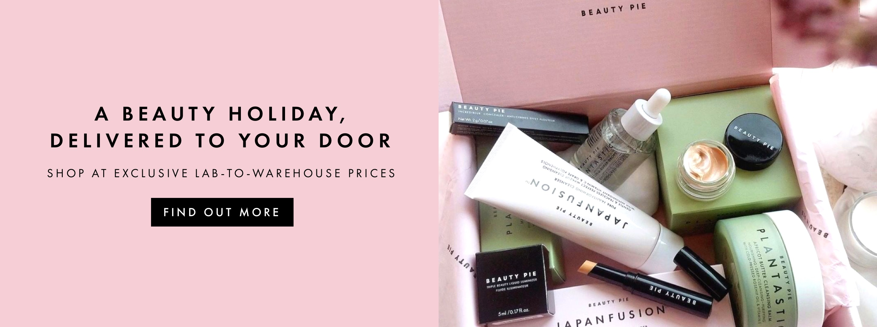 A Beauty Holiday Delivered To Your Door.