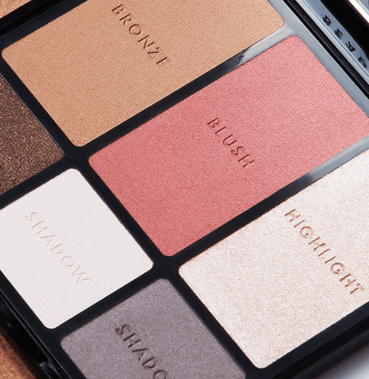 Perfect Cool Neutrals Eyeshadow Palette