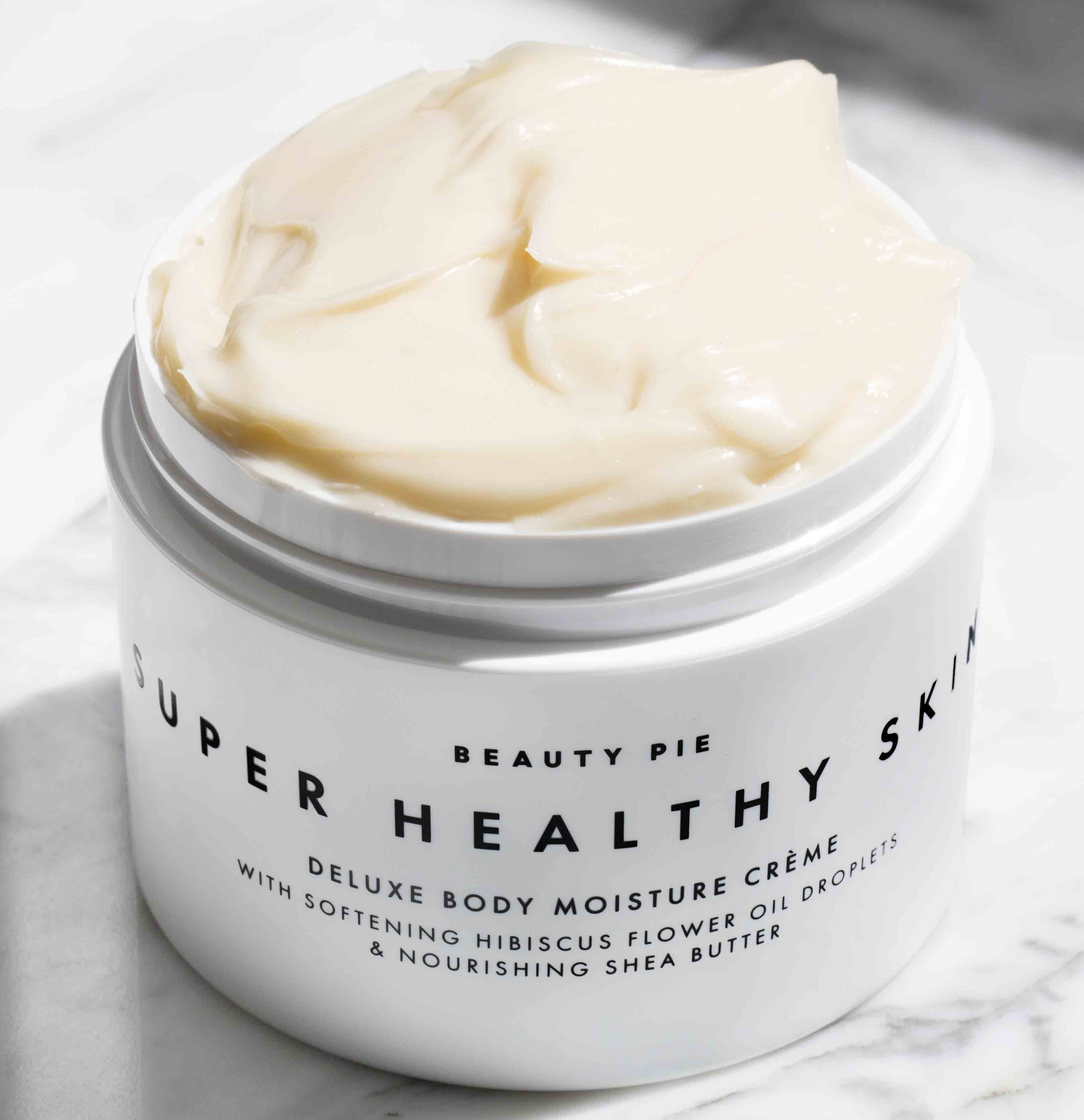 SUPER HEALTHY SKIN™ DELUXE MOISTURE BODY CRÈME